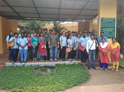 On-Site Lecture at Kerala Agricultural University